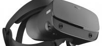 facebook: Rift 2 wurde laut Oculus-Gründer kurz vorm Start eingestellt; Rift S technisch deutlich schlechter