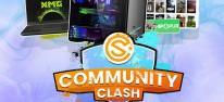 """SCILL Play: Endspurt im """"Community Clash"""": Noch bis Sonntag die Chance auf einen Gaming-PC im Wert von 3000 Euro sichern"""