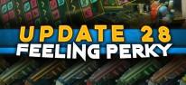 Deep Rock Galactic: Feeling Perky: Update 28 überarbeitet Perksystem und Raumstation