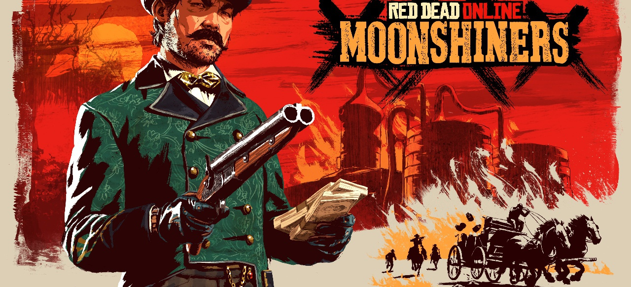Red Dead Online (Action-Adventure) von Rockstar Games
