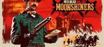 Red Dead Online: Moonshiners: Spezialrolle als Schwarzbrenner mit eigener Bar
