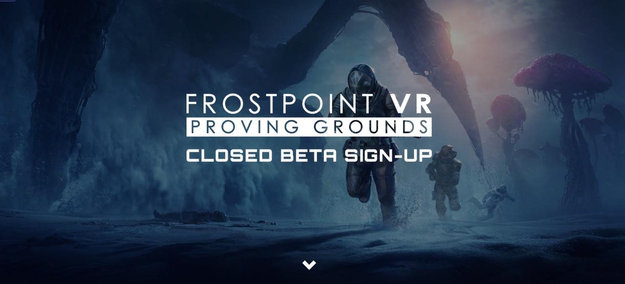 Frostpoint VR: Proving Grounds (Shooter) von Thirdverse Inc