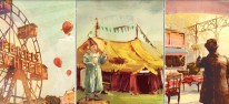 Anno 1800: Abstimmung über den nächsten kosmetischen DLC: Zirkus, Vergnügungspark oder mehr Stadtleben?