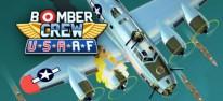 Bomber Crew: USAAF-DLC und American Edition Bundle für Konsolenpiloten startklar