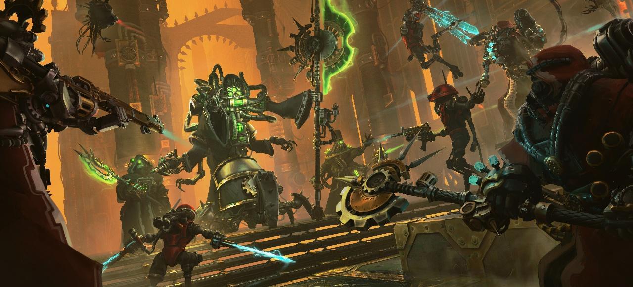Warhammer 40.000: Mechanicus (Strategie) von Kasedo Games