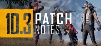 PlayerUnknown's Battlegrounds: PC: Update 10.3 zum Download