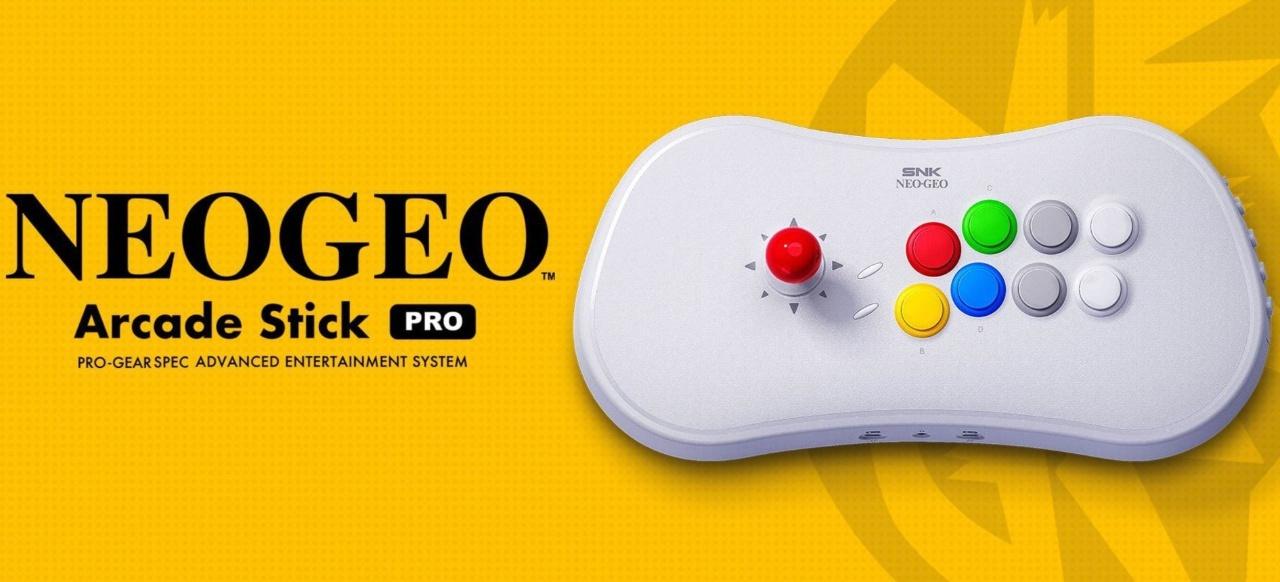 Neo Geo Arcade Stick Pro (Hardware) von SNK