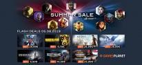 Gamesplanet: Anzeige: Summer-Sale, Tag 1:  Devil May Cry 5 für 29,99 Euro, Borderlands - The Handsome Collection für 5,75 Euro u.v.m.