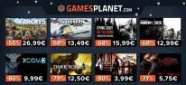 Gamesplanet: Anzeige: XMas-Deals bei Gamesplanet, u.a. Far Cry 5 für 26,99 Euro, XCOM 2 für 9,99 Euro u.v.m.