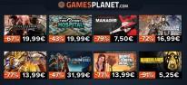 Gamesplanet: Anzeige: Neue Rabatte,  u.a. Borderlands: The Handsome Collection für 5,25 und Soulcalibur 6 für 19,99 Euro
