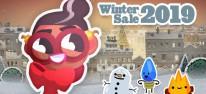 Steam: Winteraktion 2019 gestartet