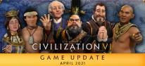 Civilization 6: Letztes Update mit vielen Balance-Anpassungen und Verbesserungen steht bereit