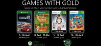 Xbox Games with Gold: Im April 2020 u.a. mit Project Cars 2 und Fable Anniversary