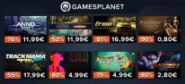 Gamesplanet: Anzeige: Drei Promo-Aktionen zum Wochenstart, u.a. mit WRC 9 für 28,99 Euro und Anno 2205 Complete für 11,99 Euro
