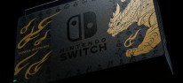 Nintendo Switch: Konsolen-Bundle mit Monster Hunter Rise angekündigt