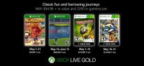 Xbox Games with Gold: Im Mai 2019 mit Marooners, The Golf Club 2019 und Earth Defense Force: Insect Armageddon