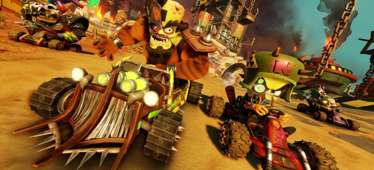 Crash Team Racing Nitro-Fueled (Rennspiel) von Activision