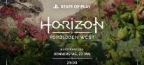Sony: State-of-Play-Ausgabe mit erstem Einblick in Horizon Forbidden West am 27. Mai