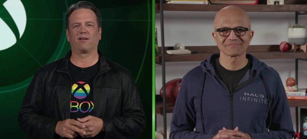 """""""Es ist die Mission von Xbox, allen Menschen auf diesem Planeten die Freude und Gemeinschaft des Gaming zu ermöglichen."""""""