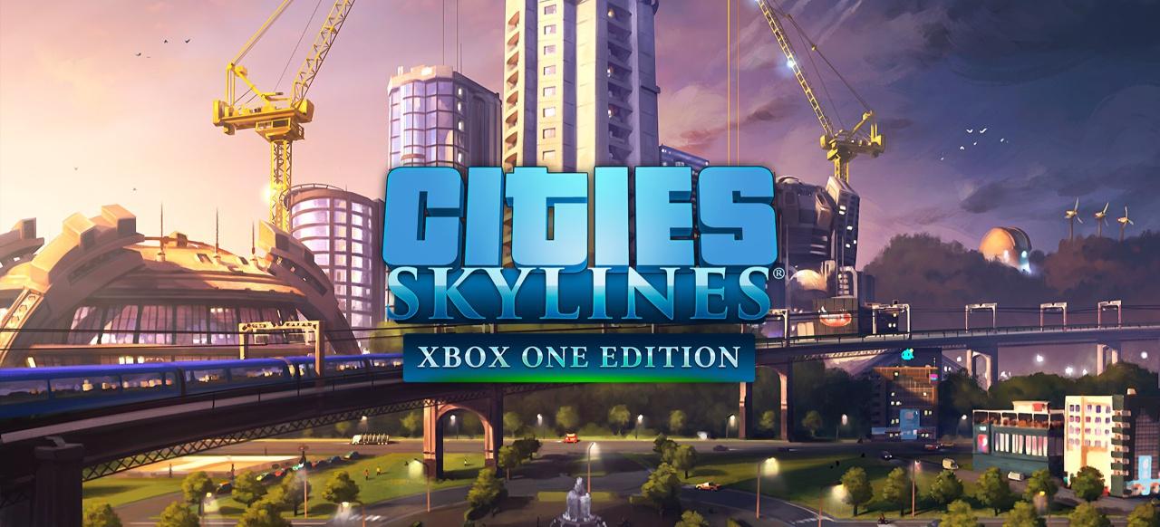 Cities: Skylines (Strategie) von Paradox Interactive