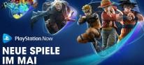 PlayStation Now: Mai-Update mit Jump Force, Nioh und Streets of Rage 4