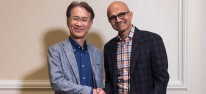 Microsoft: Partnerschaft mit Sony in den Bereichen Game-Streaming, Cloud-Gaming und Künstliche Intelligenz