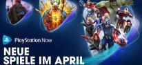 PlayStation Now: April-Update mit Marvel's Avengers, Borderlands 3 und The Long Dark