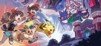Pokémon: Let's Go, Pikachu! & Let's Go, Evoli!: Die Top Vier kehren zurück
