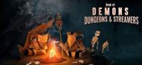 Book of Demons: Dungeons & Streamers: Parodistisches Action-Rollenspiel erhält Twitch- und Mixer-Integration
