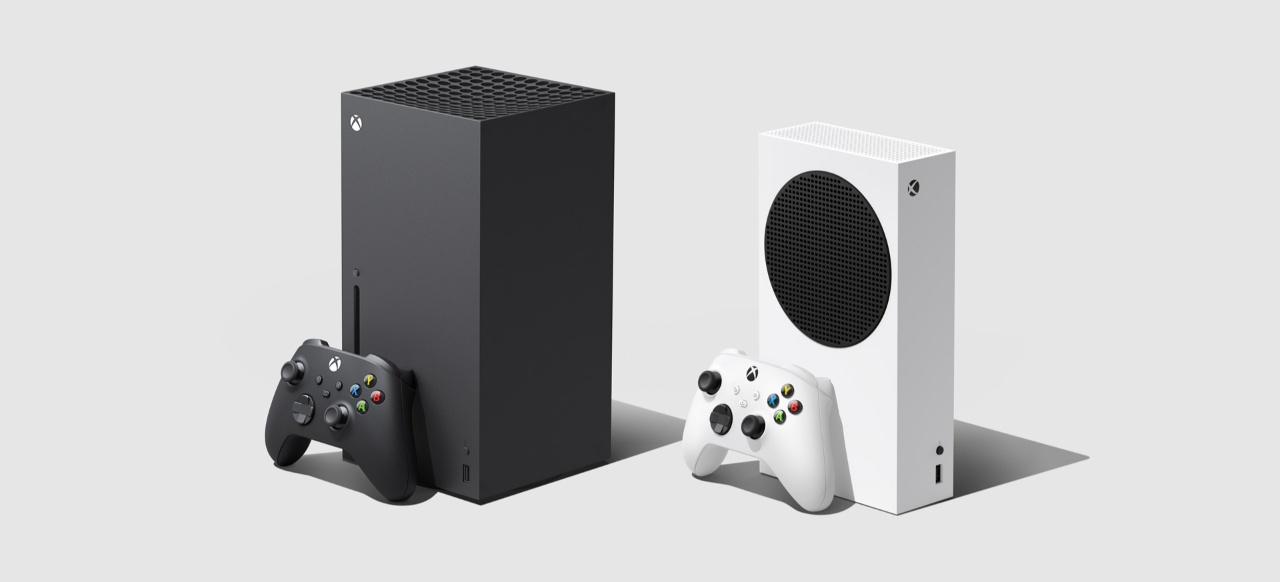 Xbox Series S (Hardware) von Microsoft