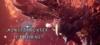 Monster Hunter: World - Iceborne: Schwarzer Drache Alatreon im Anflug