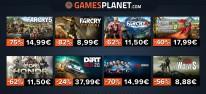 Gamesplanet: Anzeige: Wochenangebote, u.a. 25 Jahre Elder Scrolls und Ubisoft-Sale