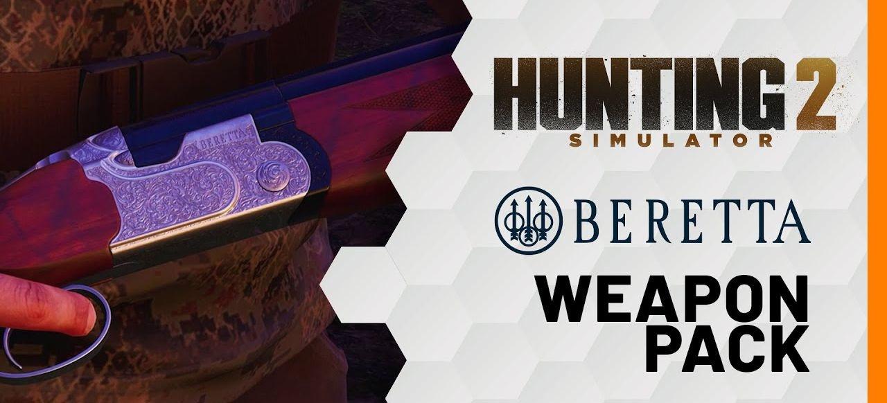 Hunting Simulator 2 (Simulation) von Nacon