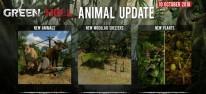 Green Hell: Early Access: Animal Update bringt neue Dschungelbewohner