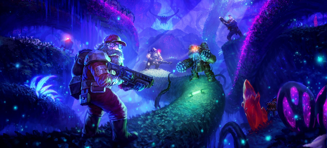 Deep Rock Galactic (Shooter) von Coffee Stain Publishing