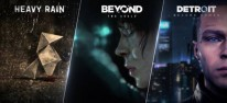 Quantic Dream: Termine, Preise und Demos: Heavy Rain, Beyond: Two Souls und Detroit: Become Human auf PC