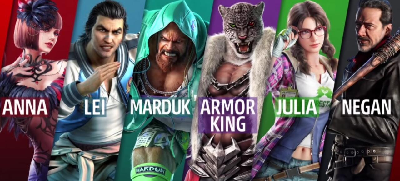 Tekken 7 (Prügeln & Kämpfen) von Bandai Namco Entertainment