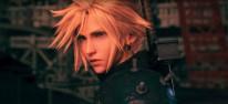 Final Fantasy 7 Remake (Arbeitstitel): Videomaterial von der Tokyo Game Show zeigt die Turks und Beschwörungen