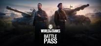 World of Tanks: Wargaming führt Battle Pass für seine Panzergefechte ein