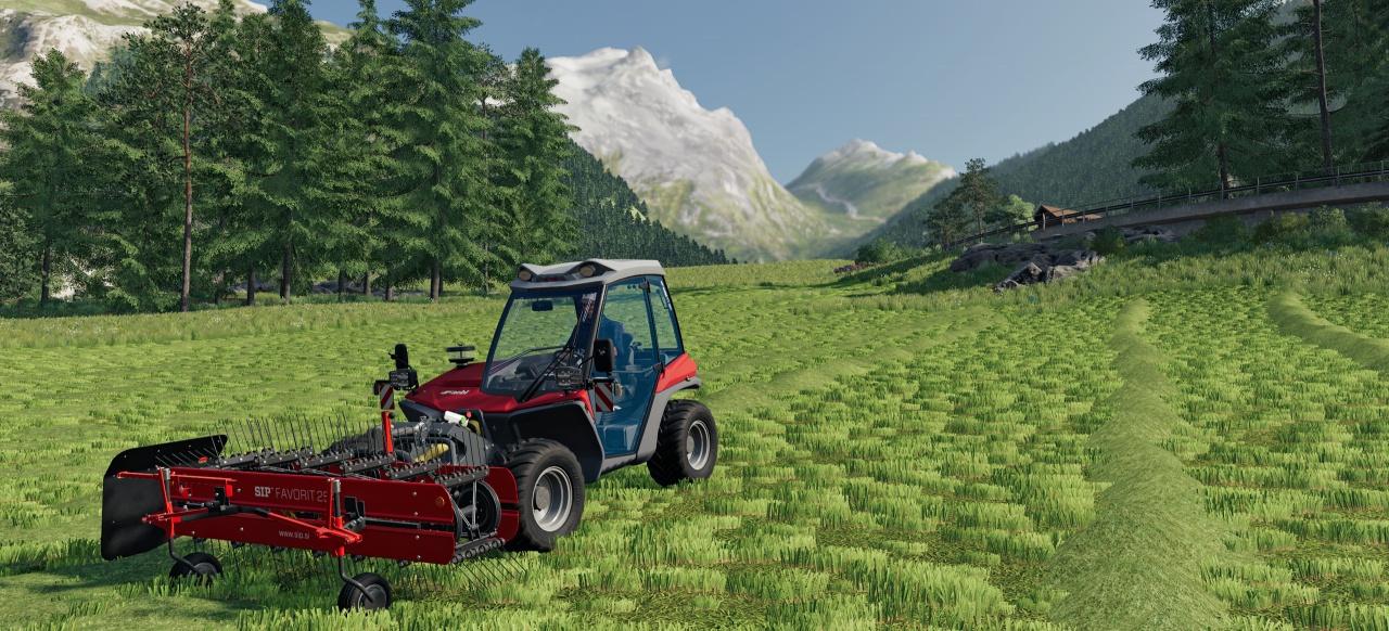 Landwirtschafts-Simulator 19 (Simulation) von Focus Home Interactive / astragon Entertainment