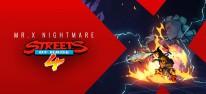 """Streets of Rage 4: Erweiterung """"Mr. X Nightmare"""" und ein weiteres Update angekündigt"""