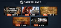 Gamesplanet: Anzeige: Neue Angebote, u.a. Hearts of Iron 4 - 9,99 Euro *** Imperator: Rome - 18,99 Euro *** Crusader Kings 3 - 35,99 Euro u.v.m.