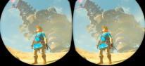 Nintendo Labo: Toy-Con 04: VR-Set: Zelda bekommt in VR eine Art Headtracking und Mario 3D-Zwischensequenzen