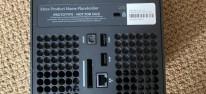 Xbox Series X: Gerücht: Durchgesickertes Bild von Microsofts neuer Konsole zeigt Anschlüsse auf der Rückseite