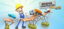 Bridge Constructor: Ultimate Edition der Brückenbau-Simulation für Switch veröffentlicht