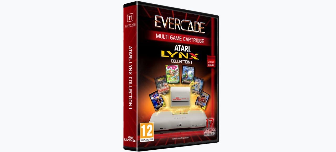 Evercade (Hardware) von PQube
