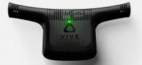HTC Vive: Wireless-Adapter für kabelloses Spielen mit dem VR-Headset jetzt vorbestellbar