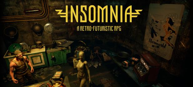 Insomnia: The Ark (Rollenspiel) von HeroCraft