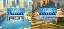 Cities: Skylines: Zwei neue Content-Creator-Packs und Radiostationen; Entwickler arbeitet an neuem Projekt
