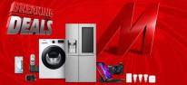 Media Markt: Anzeige: WD Blue NVMe-SSD mit 1 TB für 88,- Euro und TV-Geräte zu Bestpreisen - die Breaking Deals bei MediaMarkt sind zurück